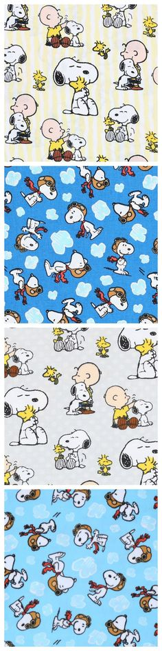Time to get creative with Snoopy, Charlie Brown and Woodstock! Get Peanuts fabric for your sewing needs in cotton, fleece and flannel. Start shopping at CollectPeanuts.com to help support our site!