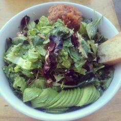 Salads galore!