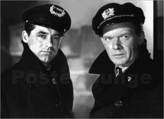 """Cary Grant and Charles Bickford in """"Mr. Classic Hollywood, Old Hollywood, Charles Bickford, Becoming An American Citizen, Thanks For The Memories, Funny Sexy, Humphrey Bogart, Cary Grant, Tv Actors"""