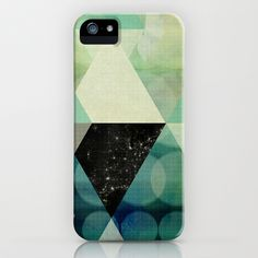 GEOMETRIC 003 iPhone & iPod Case by Matthew Taylor Wilson - $35.00