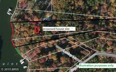 3.9 acre waterfront home ... site with 278 ft on St. Johns Creek! Lateral line and set backs noted on plat.  Rare Opportunity to build your own Waterfront home in the Solomons Area. Access via Big Road     New Plat just recorded . Approved septic area  with home site location. Seller motivated ! Good deal for waterfront. Let's talk.