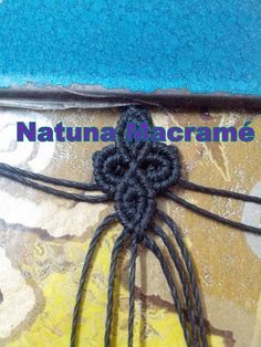 Macrame photo tute