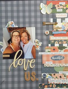 Layout design by Jennifer Gatewood for Scrappin' in the City.