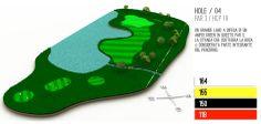 Hole 4 Golf Lignano