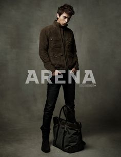 Lee DongWook for ARENA HOMME - i Heart Lee Dongwook
