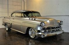 Gorgeous Chrome 1953 Chevy