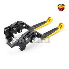 36.02$  Watch more here  - Motorcycle Extending Brake Clutch Levers Extendable CNC Aluminum For YAMAHA YZF-R3 YZF-R25 2014-2015 Golden