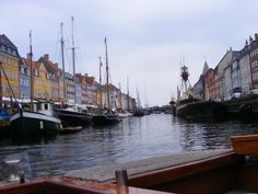 Copenhagen boats