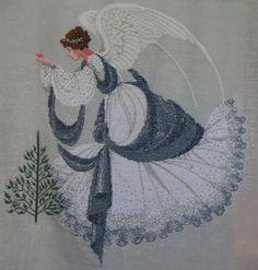 Ice Angel (Lavendar & Lace Designs)