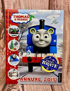 Thomas & Friends Annual 2015 by Egmont UK Ltd (Hardback, for sale online Brave Movie, Friend Book, Thomas And Friends, New Movies, Perler Beads, Halloween, Toys, Amp, Ebay