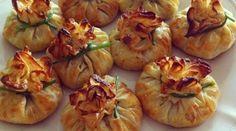 Bohça Böreği Tarifi Turkish Recipes, Ethnic Recipes, Good Food, Yummy Food, Iftar, Mediterranean Recipes, C'est Bon, Food Presentation, Fun Desserts
