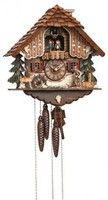 MT 695/9 1-Day Chalet Cuckoo Clock by Schneider