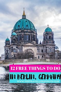 24 Hours Berlin: Only have 24 hours in Berlin? Then this guide is for you. Top 10 things you MUST do in Berlin. Weekend in Berlin 2 Days In Berlin, Berlin With Kids, Berlin Things To Do In, Free Things To Do, Berlin Winter, Fun Things, Backpacking Europe, Europe Travel Tips, European Travel