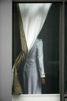 The Neighbors -- With Arne Svenson's new series, Neighbors, he has turned outward from his usual studio based practice to study the daily activities of his downtown Manhattan neighbors as seen through his windows into theirs.