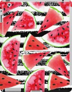 Watercolor watermelons by #natakuprovadesign #redbubble #shutterstock #rbcreate #creativity #pattern #wallpaper #print #cute #abstract #thehappynow #design #decoration #lettering #poster #shopping #sale #printshop #beautiful #duvet #greeting #card #mugs #mug #pillow  #case #gift #cover #ipadcase #ipad #iphonecover #phonecases #iphone #android #samsung #scarves #skirt #leggings #bag #pouch #happy #watermelon #summer #tropical #food #fruit #sticker