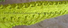 BOLSA DE CROCHET - PONTO SÔNIA MARIA     MATERIAL    - Lã Mollet da Círculo,    - Agulha de crochet 3 mm,    - Agulha de tapeceiro e    -...