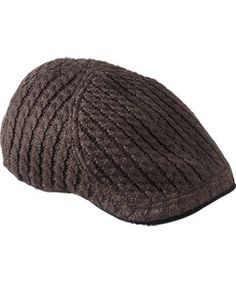 d16153db75e Stay warm AND cool in thisWoolrich cable knit cap. Kids Hats