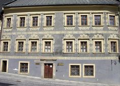 https://flic.kr/p/7FfCW6 | Renassaince Building Decorated by Sgraffittoes. Selmecbánya / Banská Stiavnica / Schemnitz | Slovakia, Highland; former historical Hungary /Felvidék. A nicely decorated renessaince building. en.wikipedia.org/wiki/Felvid%c3%a9k It is a completely preserved medieval mining town. The fate of Selmecbánya/Banská Štiavnica has been closely linked to the exploitation of its abundant resources of silver ore. In the High and Late Middle Ages, the town was the main producer…