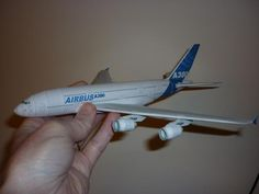 This airplane paper model is an Airbus the papercraft is created by Bruno VanHecke, there are and two scale versions. Paper Airplane Models, Make A Paper Airplane, Model Airplanes, Paper Planes, Lego Space Shuttle, Paper Toys, Paper Crafts, Origami Paper Plane, Paper Aircraft