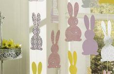 Ideias criativas para decorar a casa para a Páscoa. Clique e confira.