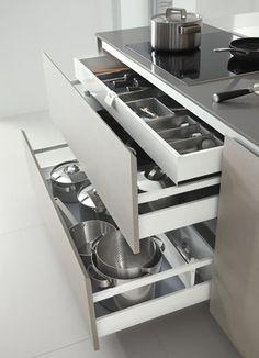 Diseño y planificación de cocinas | Acana Interiorismo