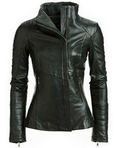 Danier : women : jackets & blazers : |leather women jackets & blazers - I think I need a new leather jacket...