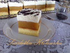 Szarlotka Królewska PRZEPIS Polish Recipes, Polish Food, Vegan Ramen, Ramen Noodles, Food Cakes, Tiramisu, Cake Recipes, Cheesecake, Pudding