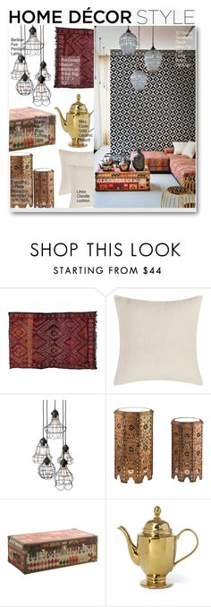 """Home Decor Moroccan style!!!"" by voguefashion101 ❤ liked on Polyvore featuring interior, interiors, interior design, home, home decor, interior decorating, Andrew Martin, homedesign and homeset"