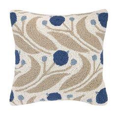Peking Handicraft Mandala Hook Pillow Multicolored