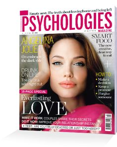 Psychologies Magazine is the positive living bible focused on all aspects of personal potential and wellbeing, offering genuine food for thought and tools for living. It addresses what we're really like, not just what we look like, by focussing on helping women understand themselves and the world around them. For women interested in intelligent topics like behaviour, personality and how the huge changes happening in the world of work and social media will affect them, this is an essential…