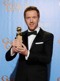 Damian Lewis Cush Jumbo, Golden Globe Award, Golden Globes, Hot Ginger Men, Damian Lewis, Charming Man, Hooray For Hollywood, Photo L, Celebs
