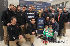 Tutte le immagini della Webb Ellis Cup in Italia - On Rugby