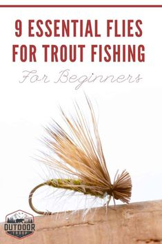 Thinking about trout fishing and wanting to be the most succ.-Thinking about trout fishing and wanting to be the most successful you can be? H… Thinking about trout fishing and wanting to be the mos Fly Fishing For Beginners, Fly Fishing Tips, Fishing Knots, Best Fishing, Fishing Stuff, Fishing Tricks, Fishing Tackle, Fishing Techniques, Going Fishing