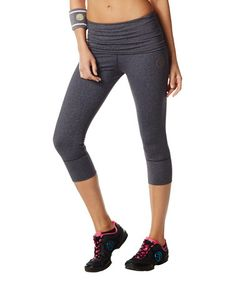 Look what I found on #zulily! Sew Black So Bootyful Capri Pants #zulilyfinds