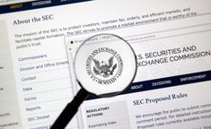 SEC Can't Do Much About Crypto-Shenanigans But It Can Read Press Releases Promising Blockchain From Penny-Stock Companies Market Environment, Commodity Futures, Crypto Market, Cryptocurrency News, Cryptocurrency Trading, Blockchain Technology, Crypto Currencies, Investors, Promotion