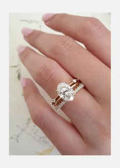 Different Engagement Rings, Oval Solitaire Engagement Ring, Radiant Cut Engagement Rings, Timeless Engagement Ring, Engagement Ring Shapes, Dream Engagement Rings, Classic Wedding Rings, Oval Wedding Rings, Moissanite Wedding Rings
