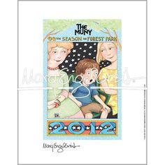 "The Muny 2012"" Fine Print"