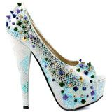 Shoes I will wear Dereon Carrisma - Multi
