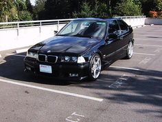 BMW 318 Ti Sport