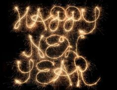 happy new year fireworks and special effects highdefinition picture