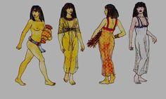 1.En este trabajo hablaremos de Egipto y su indumentaria.Conociendo el paso a paso y el por que se llegó a esos diseños. Para ello tenemos que hacer hincapié en su religión, la cual influyo mucho por sus creencias y los tabús de aquella sociedad. También destacaremos su cultura y hablaremos de su forma de vida, costumbres y tradiciones existentes,  de la variación de telas dependiendo de la clase social por ultimo, observaremos lo influyentes que llegaron a ser los Dioses a la hora de…