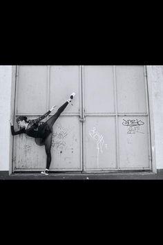 Project: dancer- Lina Peralejo Shot by Ej Zoleta