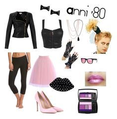 """""""Anni '80"""" by keila-87 on Polyvore featuring moda"""