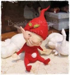 Bone Head Studios: Some Lil Folks....Love him !