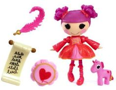 Mini Lalaloopsy - Lady Stillwaiting - First Edition - Series 3/6