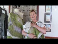 Design Using Fabric You Love with Diane Ericson. Don't let the pieces you love sit on the shelf. Here Diane shares with us her boundless creativity and inspiration for a project she's about to make, the Apron Dress V9108. www.MarcyTilton.com