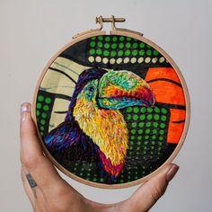 Toucan treats — Danielle Clough