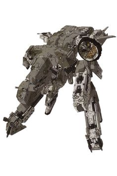Metal Gear Rex