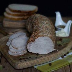 Domowa wędlina- soczysty schab gotowany 10 minut