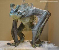 Monster Gallery: Pacific Rim (2013) | Monster Legacy
